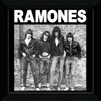 obraz w ramie RAMONES - ALBUM