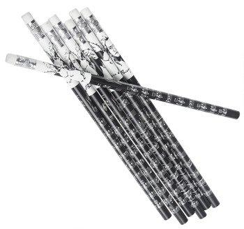ołówek BEETHOVEN, z gumką