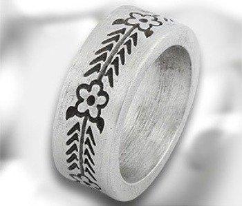 pierścień FLOWERS