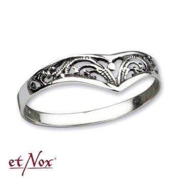 pierścionek ELFISH, srebro 925