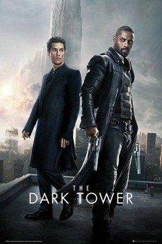 plakat THE DARK TOWER - CITY