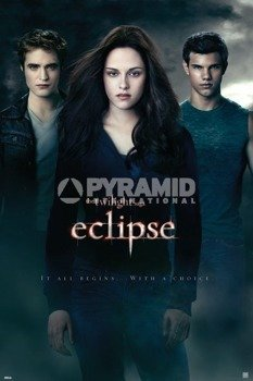 plakat ZMIERZCH - ECLIPSE (ONE-SHEET)