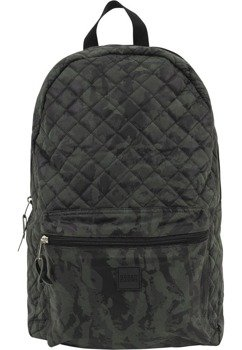plecak DIAMOND QUILT LEATHER IMITATION BACKPACK camo
