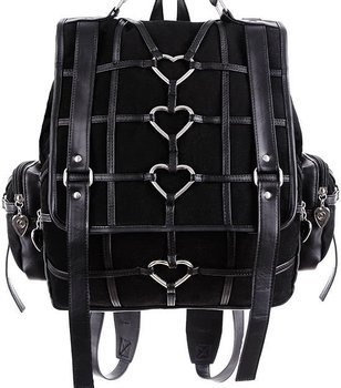 plecak HEAVY HEART BACKPACK