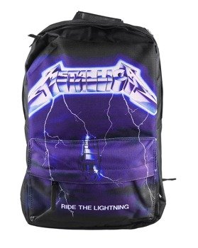 plecak METALLICA - RIDE THE LIGHTNING