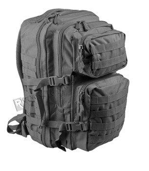 plecak taktyczny US COOPER anthracite, 40 litrów