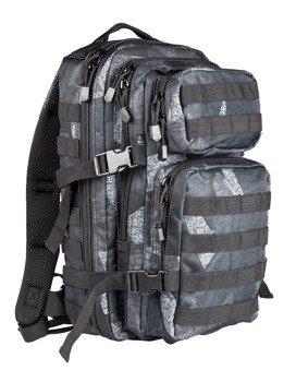 plecak taktyczny US COOPER night camo digital, 25 litrów