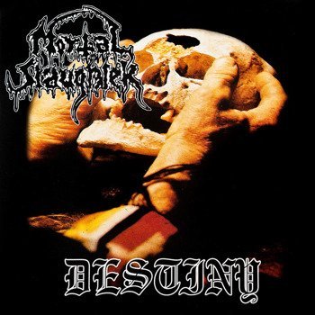 płyta CD: MORTAL SLAUGHTER - DESTINY/ROOTS OF EVIL