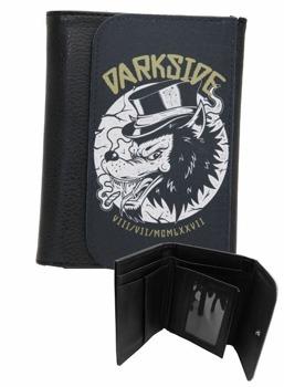 portfel DARKSIDE - TOP HAT WOLF