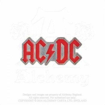 przypinka AC/DC- ENAMELLED LOGO