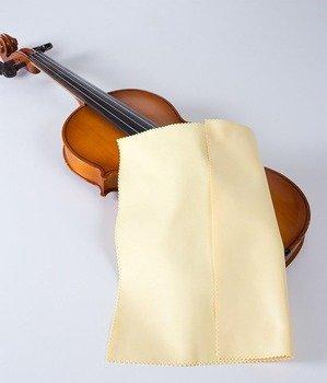 ściereczka z microfibry do skrzypiec MUSIC NOMAD STRING INSTRUMENT MICROFIBER CLOTH MN731
