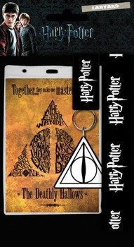 smycz zawieszka HARRY POTTER - DEATHLY HALLOWS