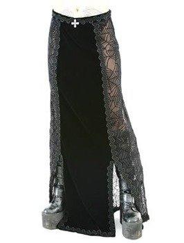 spódnica HOT SPIDER BLACK (A-2-22-096-00)