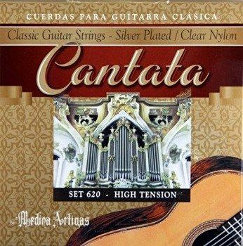 """struny do gitary klasycznej MEDINA ARTIGAS """"Cantata"""" High Tension 620"""