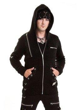 sweter VIXXSIN - JUDGEMENT, z kapturem