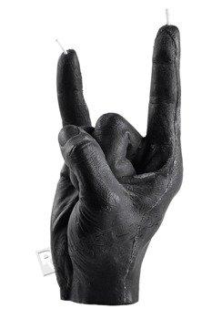 świeca ROCK N ROLL BLACK