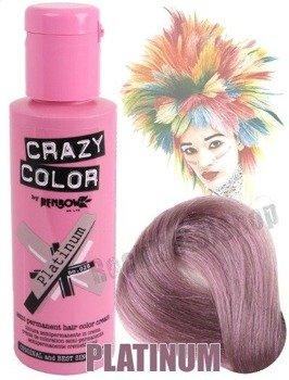 toner do włosów CRAZY COLOR - PLATINUM