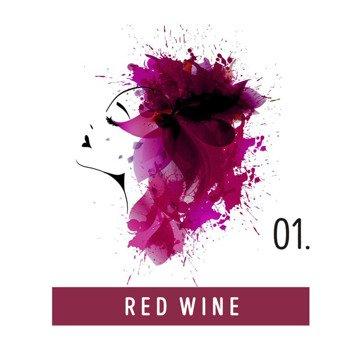 toner do włosów FUNKY COLOR - RED [01]