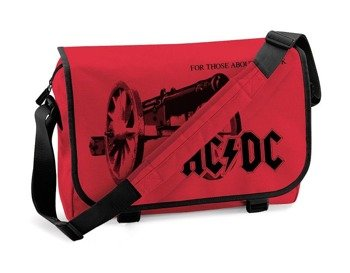 torba AC/DC - FOR THOSE ABOUT TO ROCK, na ramię