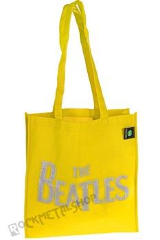 torba THE BEATLES - SILVER LOGO