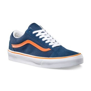 trampki VANS - OLD SKOOL DARK DENIM PERSIMMON