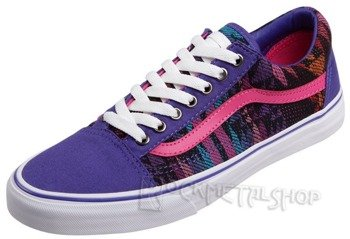 trampki VANS - OLD SKOOL INCA SPECTRUM BLUE