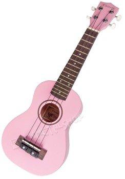 ukulele sopranowe CHATEAU U1100PK PINK