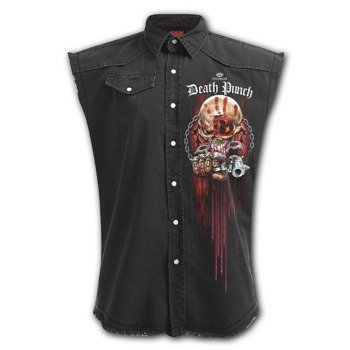 workshirt FIVE FINGER DEATH PUNCH - ASSASSIN bez rękawów