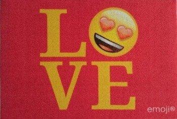 wycieraczka LOVE