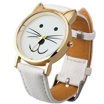 zegarek CAT WHITE