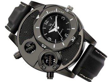 zegarek SPORTOWY BLACK V8 SUPER SPEED