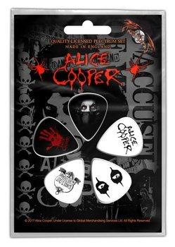 zestaw kostek ALICE COOPER (5 szt)