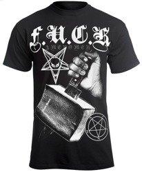 koszulka AMENOMEN - F.U.C.K (OMEN103KM)