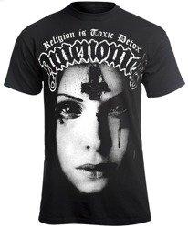 koszulka AMENOMEN - RELIGION IS TOXIC DETOX (OMEN102KM)