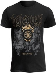 koszulka BEHEMOTH - MESSE NOIR