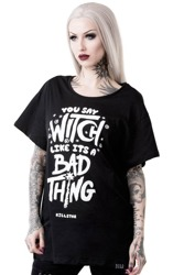 koszulka damska KILL STAR - WHO'S BAD