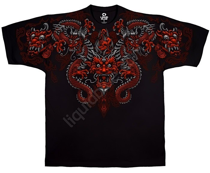 78b128f4d koszulka CHINESE DRAGON | sklep MetalHead.pl - rockowe ciuchy dla ...