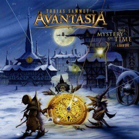 AVANTASIA: THE MYSTERY OF TIME (CD)