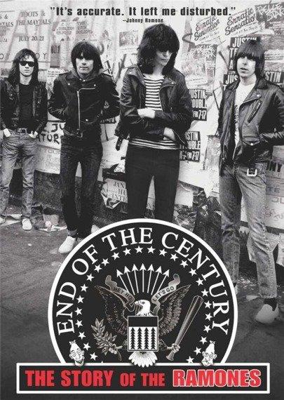 RAMONES: END OF THE CENTURY (DVD)