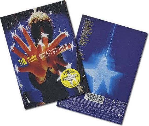 THE CURE : GREATEST HITS -SOUND&VISION (2CD+DVD)