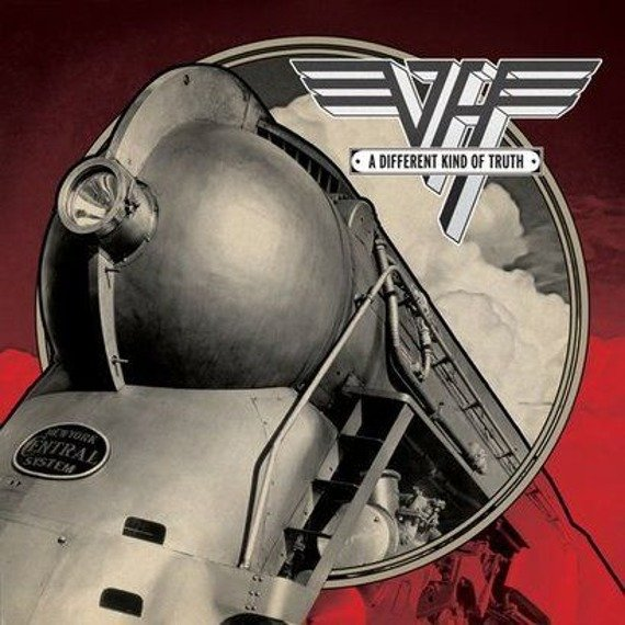 VAN HALEN: A DIFFERENTKIND OF TRUTH (CD)