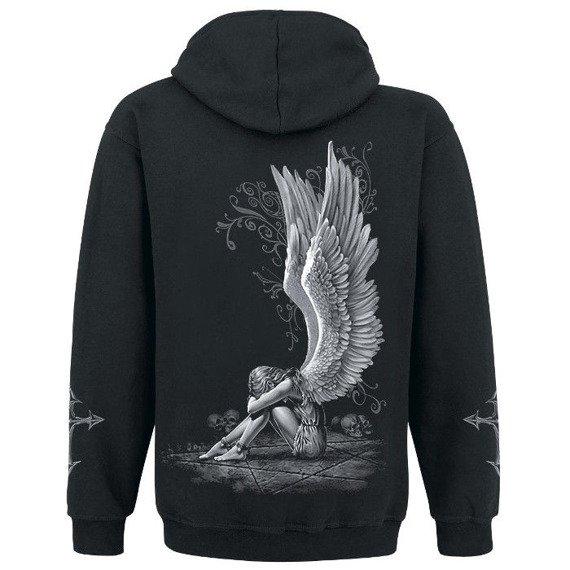 bluza z kapturem ENSLAVED ANGEL