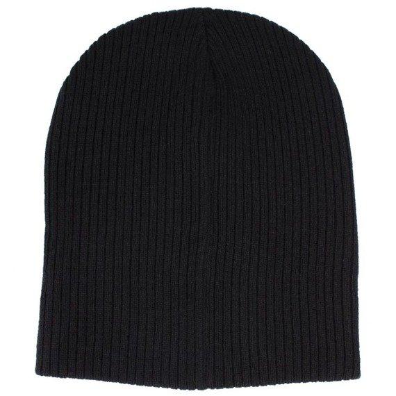 czapka zimowa THE WITCHER 3 - WHITE WOLF  czarna