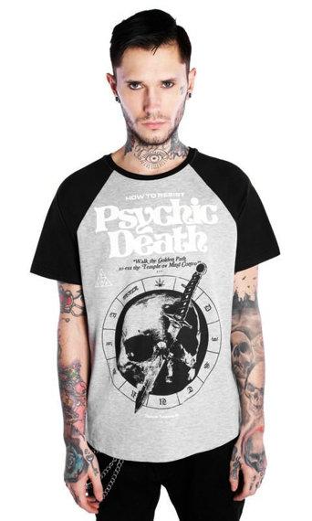 koszulka DISTURBIA - PSYCHIC DEATH