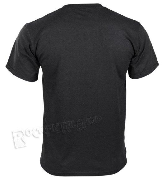 koszulka FRUIT OF THE LOOM - BLACK bez nadruku