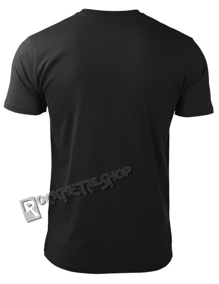 koszulka IRON FIST - BAYOU BLUES (BLACK)