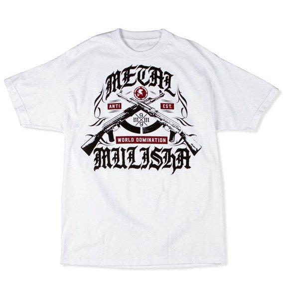 koszulka METAL MULISHA - HEAT biała