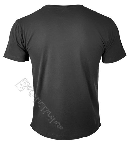koszulka NIRVANA - IN UTERO ciemnoszara