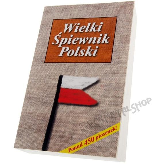 książka WIELKI ŚPIEWNIK POLSKI oprawa miękka