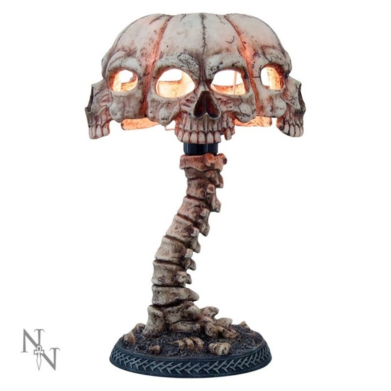 lampa SKULLS